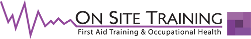 On Site First Aid Training